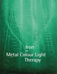iron metal colour light therapy